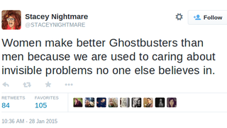 Twitter reacts to Ghostbusters cast