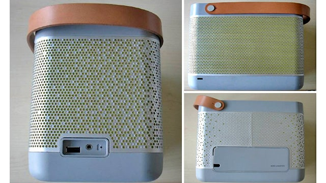 Bang & Olufsen's New AirPlay Speaker Likes Music, Picnics, and Walks On the Beach