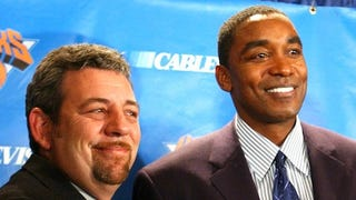 James Dolan Puts Sexual Harasser In Charge Of WNBA Team