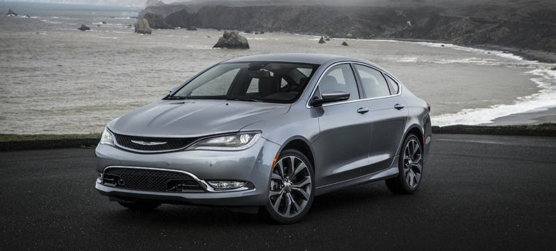 Why You Won't Be Asked To Help Advertise The 2015 Chrysler 200