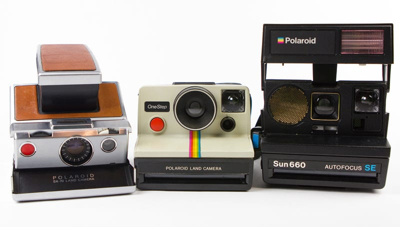 These Resurrected Polaroid Cameras Have Me Shaking With Anticipation