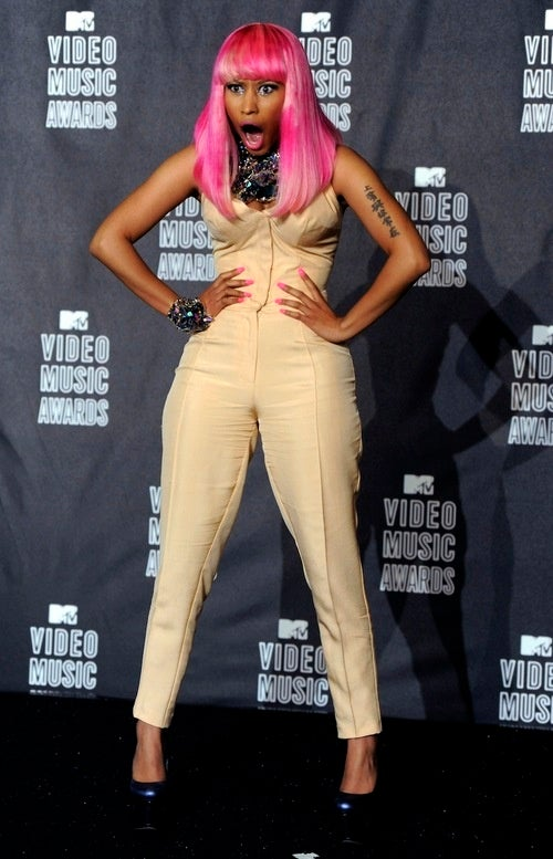Nicki Minaj Shocked at Crass Commercialization of MTV Video Music Awards