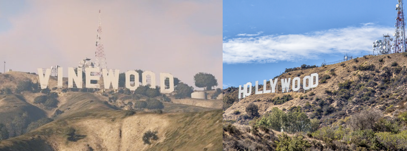 Take a Road Trip to GTA V's Most Badass Real-Life Locations
