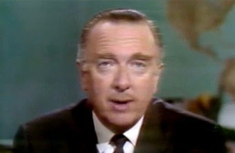 Walter Cronkite Dead at 92