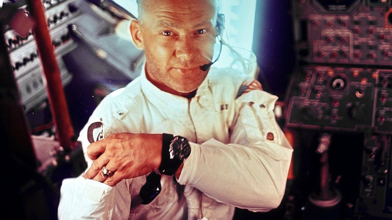 If These Sunglasses are Good Enough for Buzz Aldrin, They're Good Enough for You