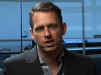 Peter Thiel's Richer Than You, But Not as Rich as He'd Like You to Think