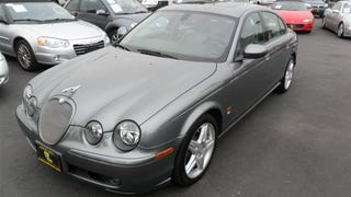 The time I bought a Jaguar S Type R and got rid of it in 4 days.