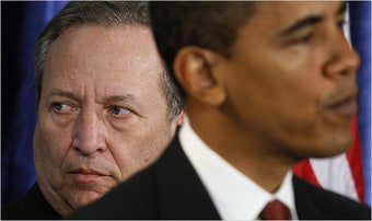 Who Likes Larry Summers?