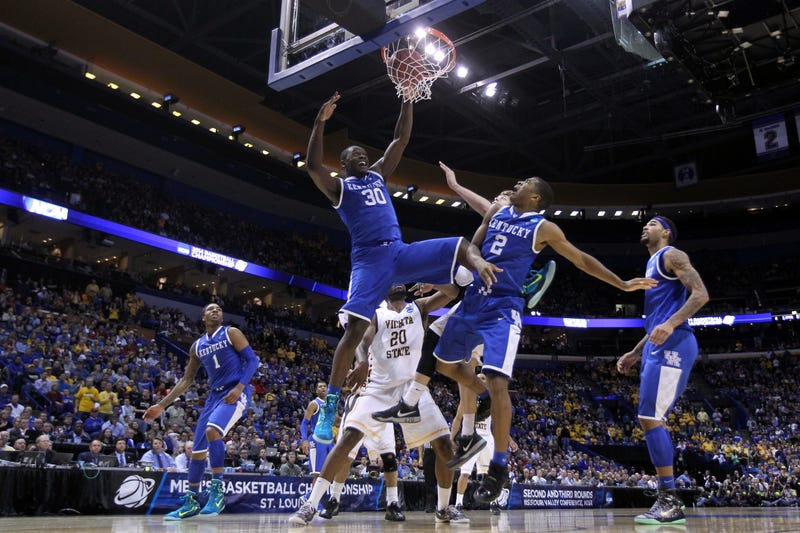How Bad Did The NCAA Committee Mess Up This Year's Seeding, Exactly?