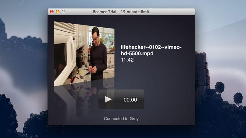 Beamer Streams Any Video to Your Apple TV via Drag and Drop