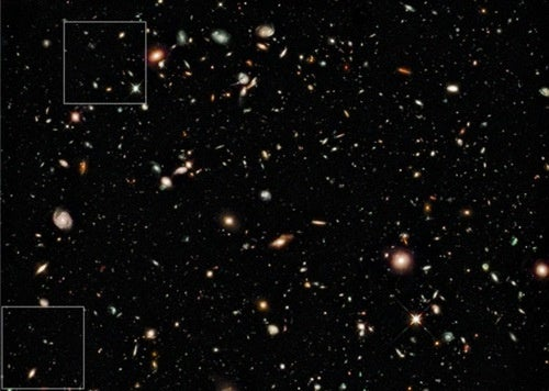The Hubble Telescope Reveals The Oldest Galaxies Ever Seen