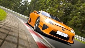 Labor Day driving, Lexus LFA Nürburgring Edition sets a ring record, and 2013 Boss 302 gets upgraded