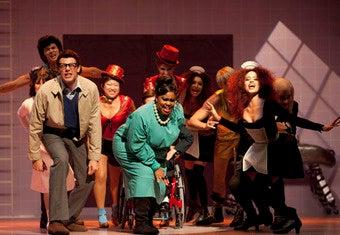Glee: The Horror, the Rocky Horror