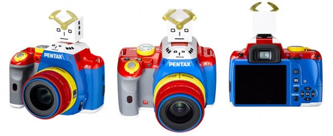 Pentax Obviously Has No Respect For Our Eyes
