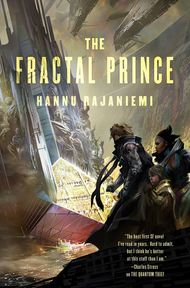 All The Science Fiction and Fantasy Books We're Dying to Read in 2012