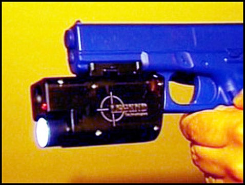 Pistol Cams May Keep an Eye on Trigger Happy Cops