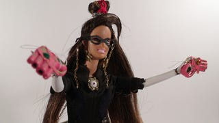 Bayonetta Barbie