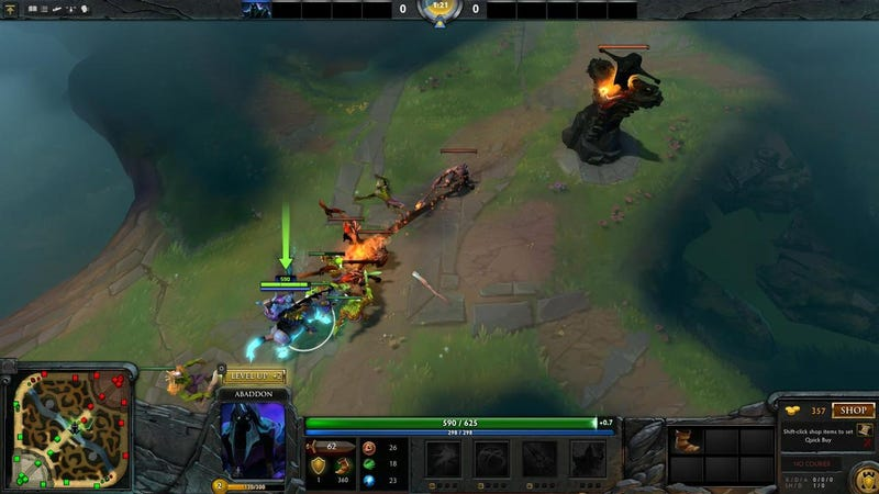 Mod Is Bringing League Of Legends To DOTA 2