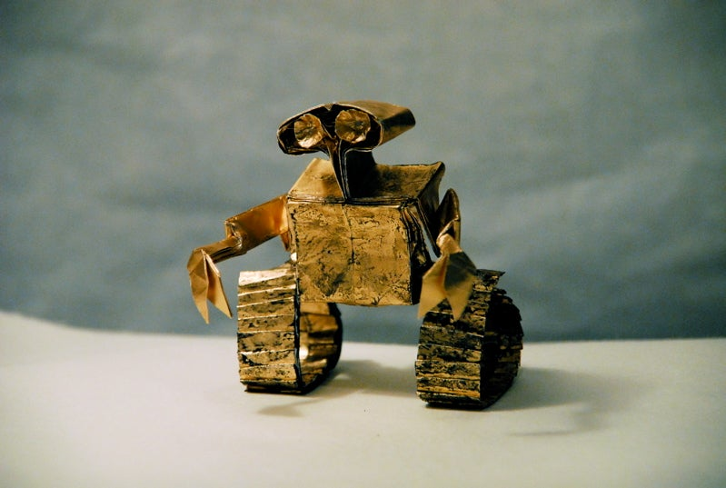 Awwwww, Look At Him: Checking Out Wall-E