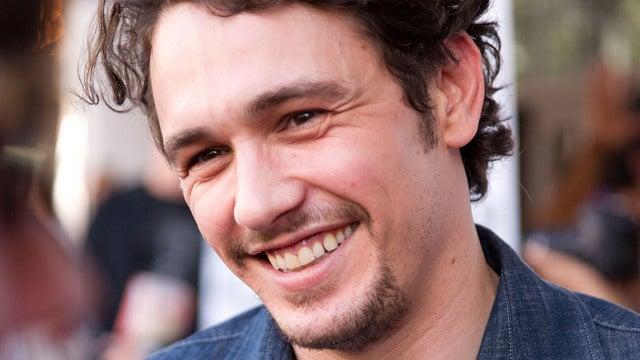 Here's Video of James Franco Screen Printing Fucking James Franco