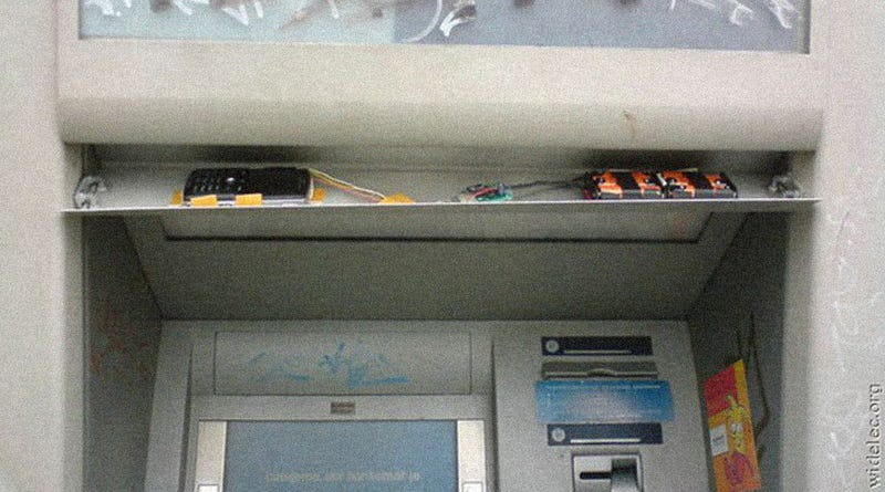 ATM crime tech