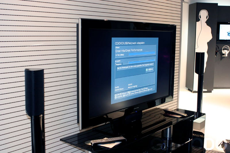 Harmon Kardon DVC600 Home Theater/Blu-ray Center Records 8 Simultaneous HD Channels