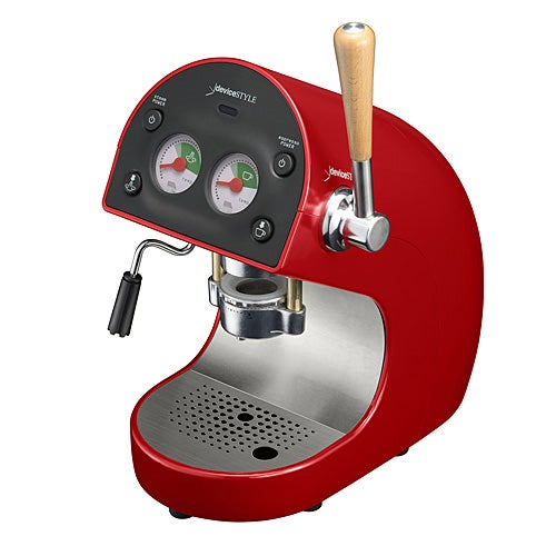 Brunopasso: The Sports Car of Espresso Machines