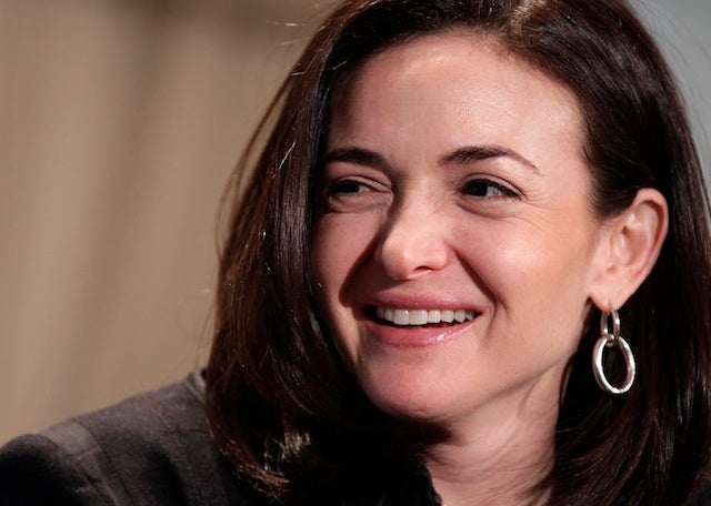 "Facebook's Top Female Exec & ""Girl Questions"""