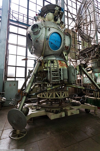 Inside The Soviet's Secret Failed Moon Program