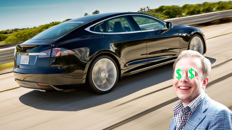 The Tesla Model S Is Now The Top Car In 8 Of America's Richest Cities