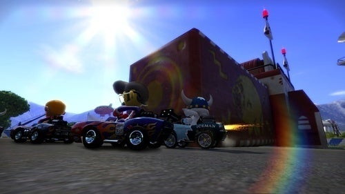 ModNation Racers Has Four-Player Splitscreen Possibly Thanks To You