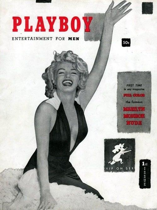 Vintage Playboy Magazines Mirror Mafia II Characters