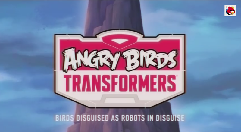 Angry Birds Transformers Trailer Is So 80's