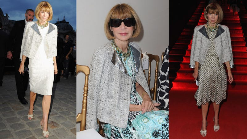 Front Row VIPs Were Ooh La La At Paris Fashion Week