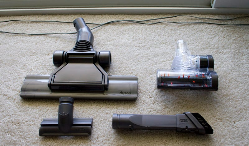 Dyson's DC28 Animal Looks, Feels, Sounds Powerful