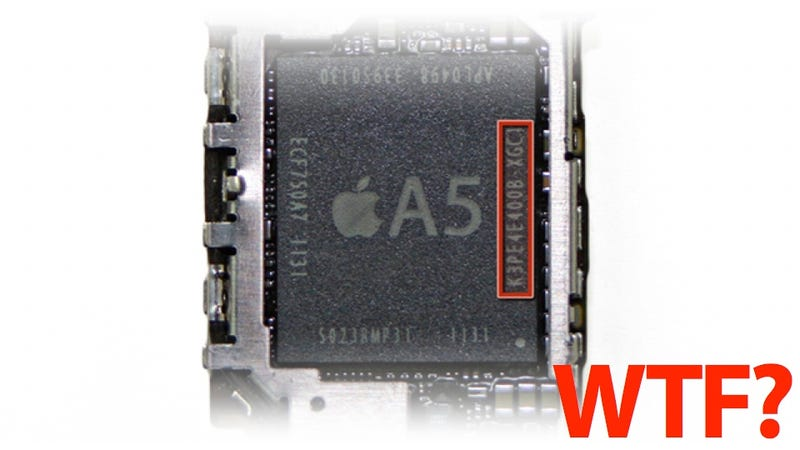 Why the iPhone 4S Only Has 512MB of RAM