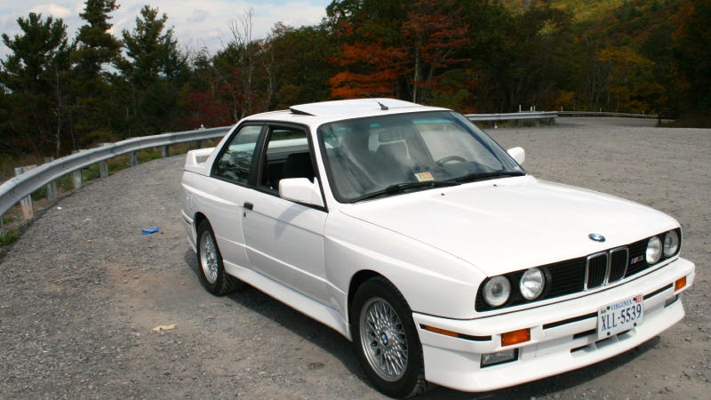 1988 BMW M3: The Jalopnik Classic Review