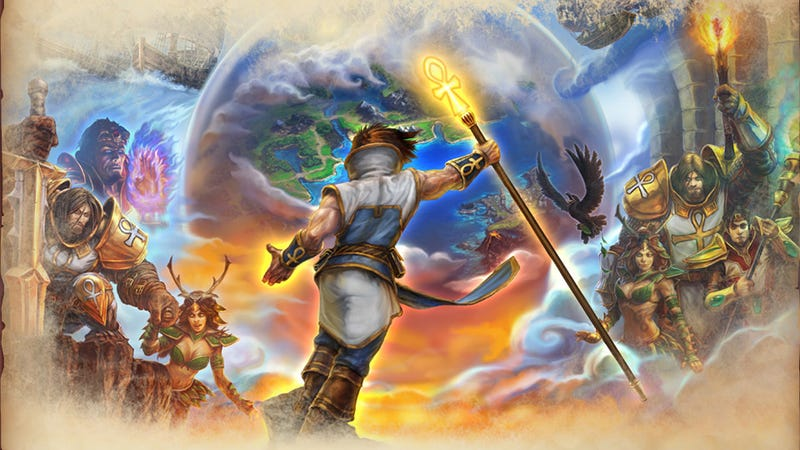 BioWare is Making a New Ultima RPG. I'm Serious.