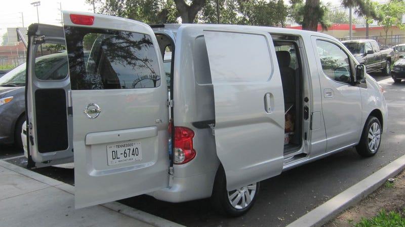 Nissan NV200: The Jalopnik Review