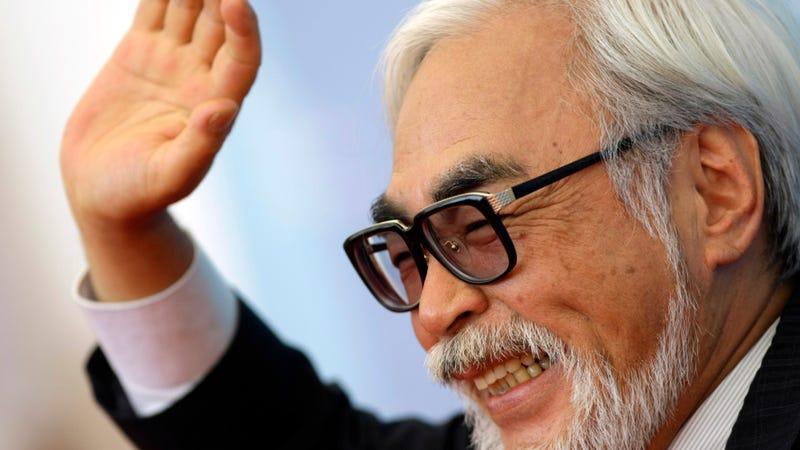 Hayao Miyazaki Explains Why He's Retiring