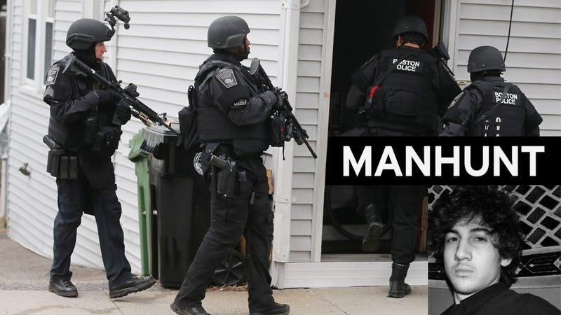 The Boston Marathon Manhunt