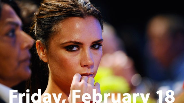 If Victoria Beckham Doesn't Have A Girl This Time, She Might Try Again