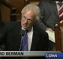 Rep. Berman: College Students Are Criminals