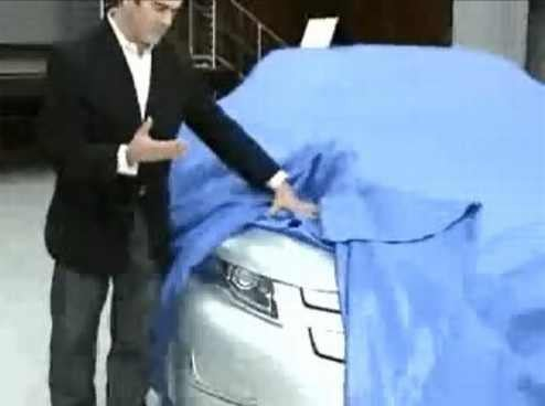 Radio Reporter Sneaks Out First Video Of Chevy Volt Electric Car