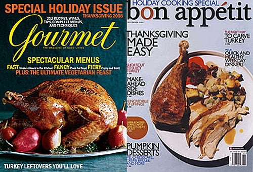Bon Appetit and Gourmet Both Exist. Why?