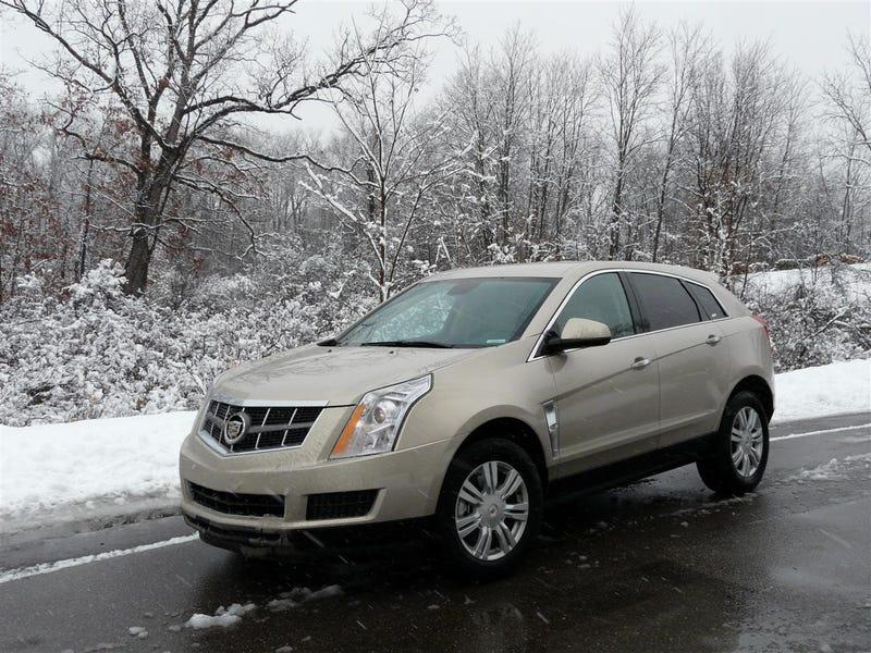 2010 Cadillac SRX: First Drive