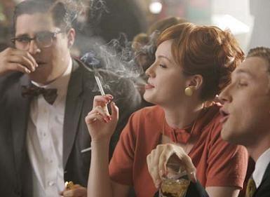 Not Smoking May Be Hazardous to Your Job