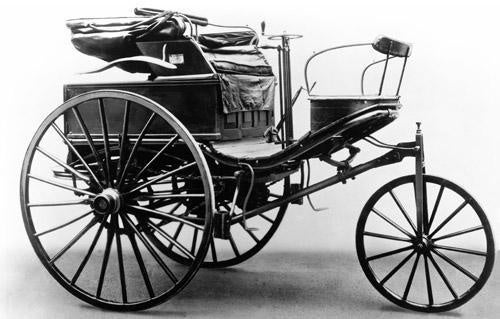 From Benz To Bumpers: A Brief History Of Auto Safety