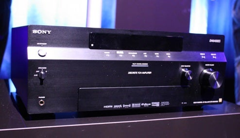 Sony ES A/V Receivers Stream From Your PC, Share With Others
