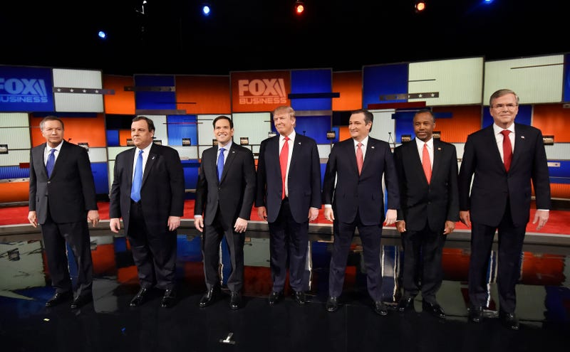NBC replaced by CNN for GOP's Super Tuesday debate